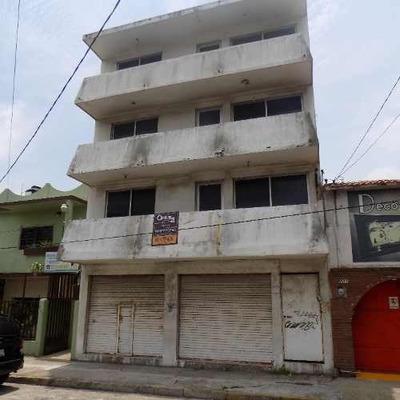 Edificio En Venta, Col. Centro, Coatzacoalcos, Veracruz