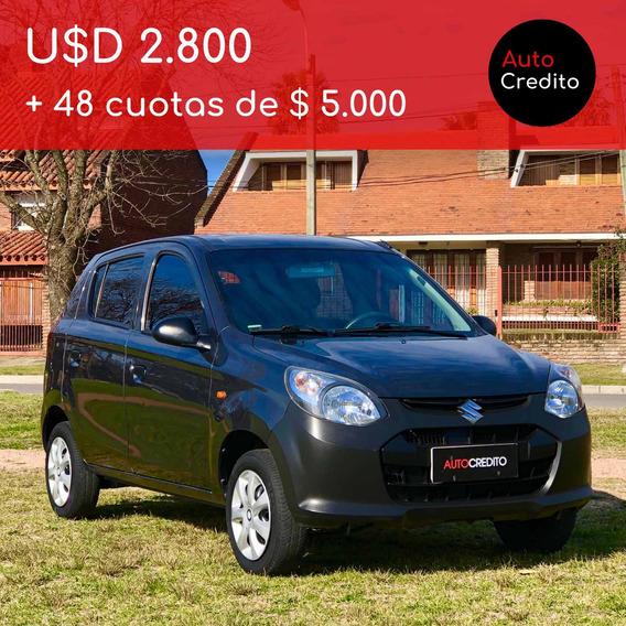 Suzuki Alto U$d3000 +48de $5000