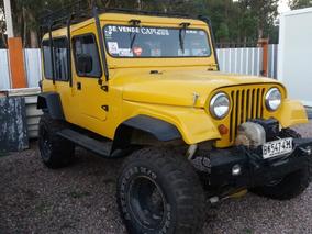 Jeep Cj6 Del 66, Motor Patrol 3.3