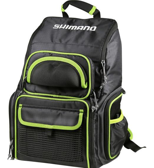 Mochila Bolso Shimano Para Accesorios De Pesca Mvd Sport