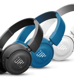 Auriculares Jbl Manos Libres T450 Bluetooth Inalambricos