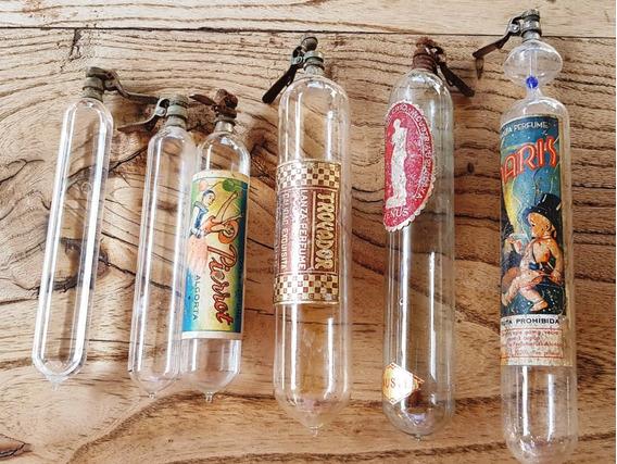 Lote De Lanza Perfumes Antiguos