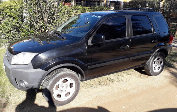 Ford Ecosport 2009 Negra Impecable!