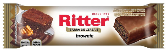 Barras Cereales Brownie
