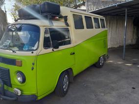 Motor Home Volkswagen Kombi