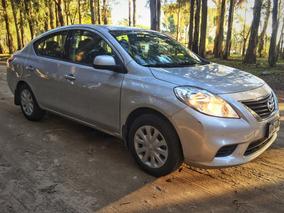 Nissan Versa 1.6 2014 (único Dueño Km 84.000 )