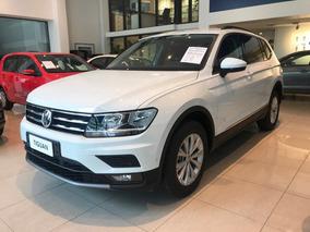 Volkswagen Tiguan 1.4 Comfortline 7 Pasajeros Blanca 0km