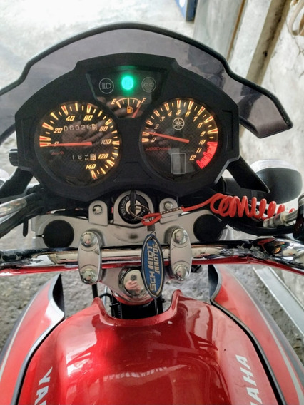 Yamaha Ybrz 125 Impecable (solo Vendo)
