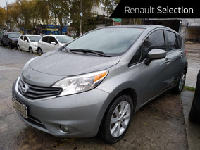 Nissan Note Advance (empadronado Mes 11 Del 2015) 2014