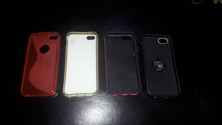 Lote De Estuches Para iPhone 5s