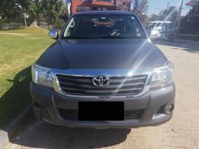 Toyota Hilux 2.7 Cd Srv Vvti 4x2 2014