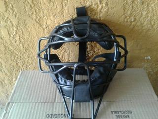 Máscara De Béisbol En Buen Estado