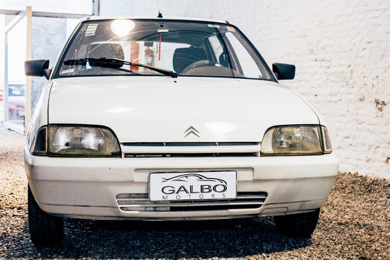 Galbo-citroen Ax Gt,precio Total U$s4500, Retira 50% U$2250