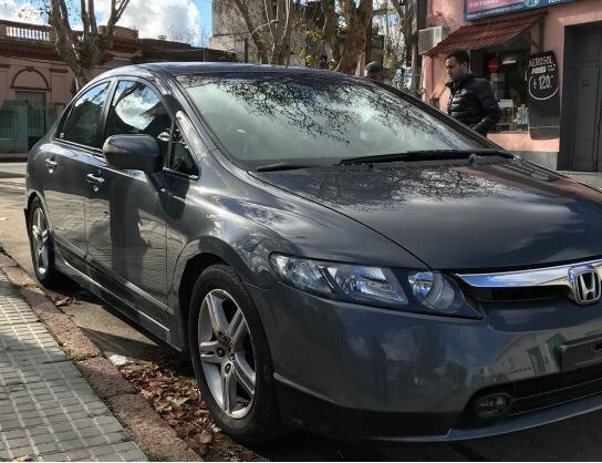 Honda Civic No Tidda No Vento