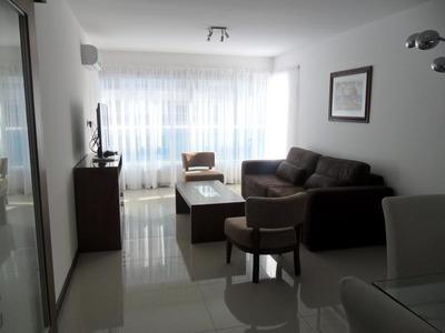 Apartamento 1 Dormitorio Amueblado Y Equipado + Garaje + Amenities En Buceo