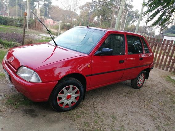 Citroën Ax 1.1 First Nafta