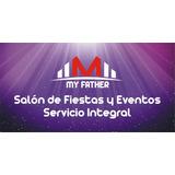 Salón De Fiestas 15 Años Servicio Catering Integral Boda