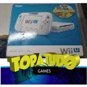 Nintendo Wii U Desbloqueio Definitivo Haxchi 72gb Jogos Dlc