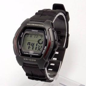 d9eb7366cbd Hdd-600 1av Relógio Casio Bateria 10anos 100m Original