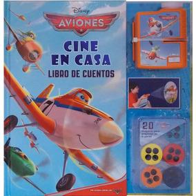Cine En Casa: Disney Aviones Libro De Cuentos
