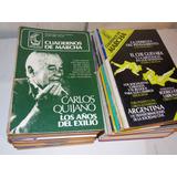 Cuadernos De Marcha 3er Época, 53 Ejemplares, 1985 - 1990