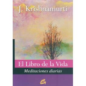 El Libro De La Vida - Krishnamurti (envíos)