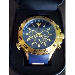 Relogio Emporio Armani Ap 0690 Black Original Lindo - Relógios no ... 99a6964584