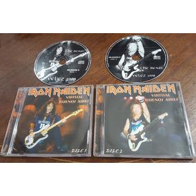 Iron Maiden - Virtual Buenos Aires 1998 2cd Judas Priest