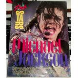 Michael Jackson Antiguo Libro Unico!!!