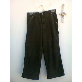 Pantalon Cherokee 01 Niña T-12 Pana,invierno,fashion,school,