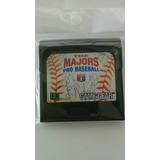 The Majors Pro Baseball Game Gear Sega