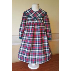 Vestido De Estilo Nena Importado 5-6 Años Lynley Designs Usa