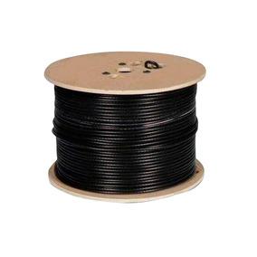 Bobina De Cable Coaxial Rg-6 Para Cámaras Cctv ¡remate! Bfn 885f52946f2a7