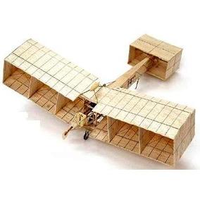 Aeromodelo 14 Bis Escala 1:32 - Modelo Estático