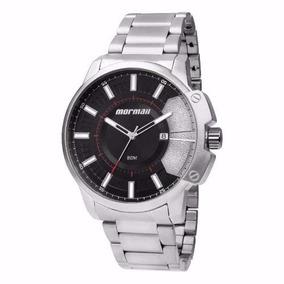 53d2bda192a Relógio Mormaii Digital Masculino Preto Com Prata - Joias e Relógios ...