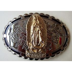 Hebilla Cinturon Virgen Guadalupe Charro Mariachi Mexico badef90e018