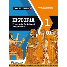 Historia 1 Prehistoria, Antigüedad Y Edad Media / Santillana