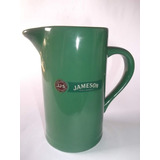 Jarra De Whisky John Jameson De Ceramica Impecable Estado.//