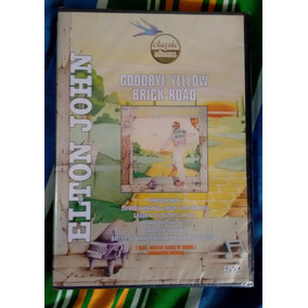 Elton John Goodbye Yellow Brick Road Dvd