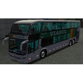 18 wheels of steel haulin mod bus v7