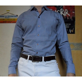 958b80730a Usado - Capital Federal · Camisa De Vestir Mc Taylor Talle S Entallada Como  Nueva!