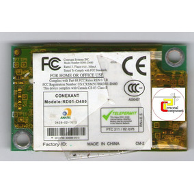 Gateway NV48 Conexant Modem Driver Download