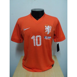 cf2217584b Camisa Holanda Sneijder 10 Authentic - Camisas de Futebol no Mercado ...