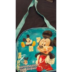 Bolso Infantil Mickey Mouse