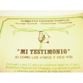 Mi Testimonio - Humberto Torrieri Pompilio (411)
