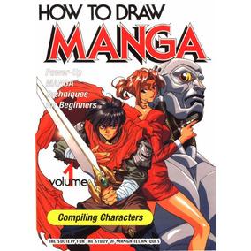 kit desenho mangá no mercado livre brasil