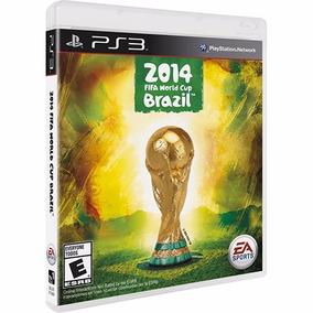 Game - Copa Do Mundo Da Fifa Brasil 2014 (ps 3 Original)