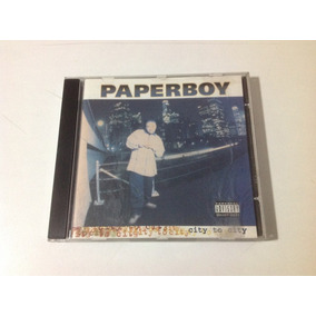 Paperboy - City To City (cd)