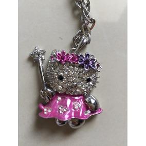 Collar Hello Kitty Fantasía