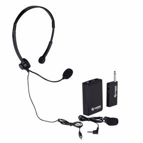 Micrófono Inalámbrico Lavalier De Solapa Y Diadema Mic-290